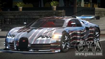 Bugatti Veyron GS-S L1 for GTA 4