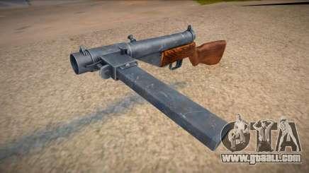 Sten Mk II for GTA San Andreas