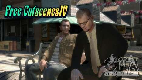 Free CutscenesIV for GTA 4