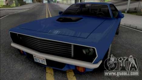 Schyster LeBonham [SA Style] for GTA San Andreas