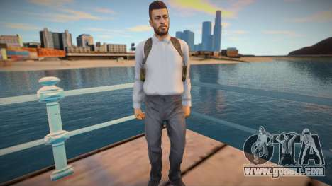 Intelligence agent for GTA San Andreas