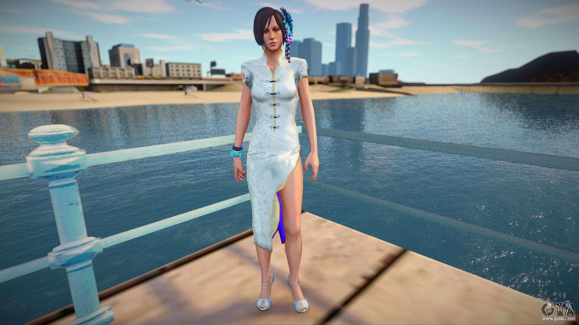 Ada Wong Original for GTA San Andreas