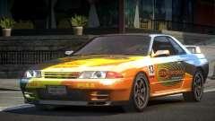 Nissan Skyline R32 GS-R S9 for GTA 4