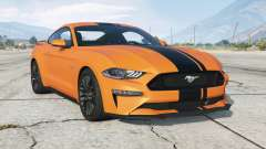 Ford Mustang GT Fastback 2018〡add-on v1.7b for GTA 5