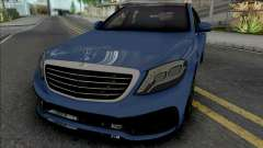 Mercedes S-Class W222 WALD Black Bison for GTA San Andreas