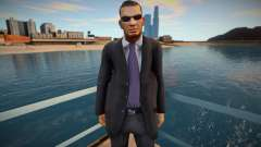 Secret Agent for GTA San Andreas
