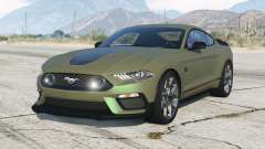 Ford Mustang Mach 1 2021 〡add-on for GTA 5