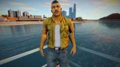 Lincoln Clay from Mafia 3 [Vest] for GTA San Andreas