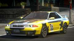 Nissan Skyline R32 GS-R S2 for GTA 4