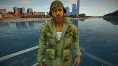 Lincoln Clay from Mafia 3 [coat-helmet] for GTA San Andreas