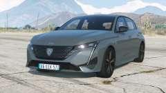 Peugeot 308 Hybrid 2021〡add-on v1.0 for GTA 5