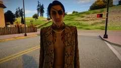 Goro Majima Origin - Yakuza 0 for GTA San Andreas