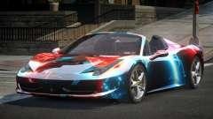 Ferrari 458 BS-S S1 for GTA 4