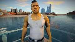Lincoln Clay from Mafia 3 [Tanktop] for GTA San Andreas
