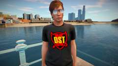 Guy 17 from GTA Online for GTA San Andreas