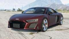 Audi R8 V10 2019〡add-on v1.2 for GTA 5