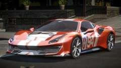 Ferrari 488 GT L9 for GTA 4