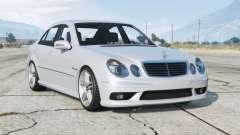 Mercedes-Benz E 55 AMG (W211) 2002 v2.0 for GTA 5