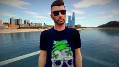 Dude 22 from GTA Online for GTA San Andreas