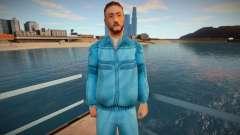 New omyst skin for GTA San Andreas