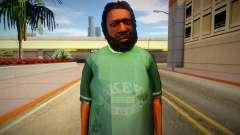 Homeless man from GTA 5 v5 for GTA San Andreas