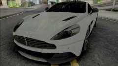 Aston Martin Vanquish (SA Lights) for GTA San Andreas