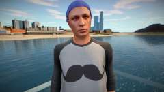 Guy 20 from GTA Online for GTA San Andreas