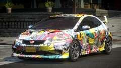 Honda Civic PSI-U L5 for GTA 4