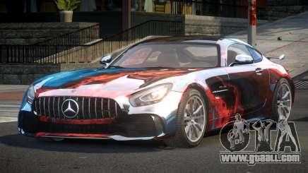Mercedes-Benz AMG GT Qz S10 for GTA 4