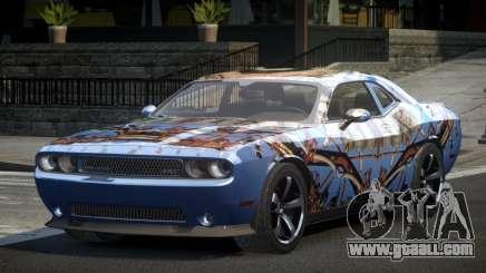 Dodge Challenger 392 PSI-R S10 for GTA 4