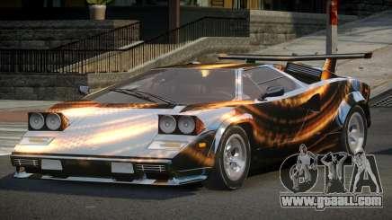 Lamborghini Countach U-Style S6 for GTA 4