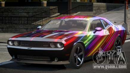 Dodge Challenger 392 PSI-R S2 for GTA 4