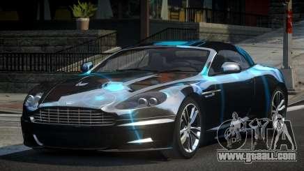 Aston Martin DBS U-Style S10 for GTA 4