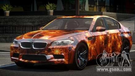 BMW M5 F10 US L1 for GTA 4