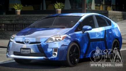 Toyota Prius U-Style S2 for GTA 4