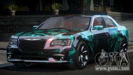 Chrysler 300C SP-R S8 for GTA 4