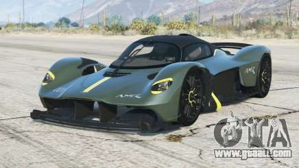 Aston Martin Valkyrie AMR Track Performance Pack〡add-on for GTA 5