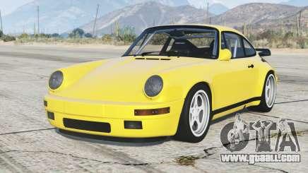 Ruf CTR Yellowbird 1987 for GTA 5