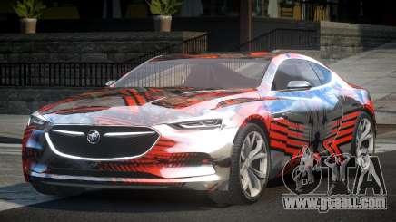 Buick Avista PSI-S S1 for GTA 4
