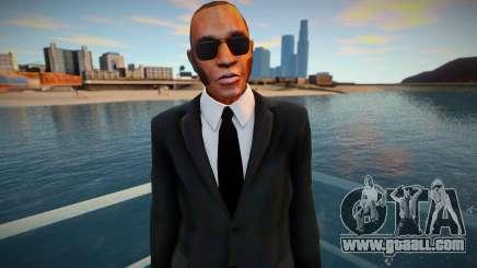 New bmymib skin for GTA San Andreas