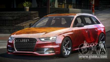 Audi B9 RS4 S8 for GTA 4