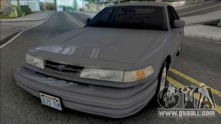Ford Crown Victoria LX 1996 for GTA San Andreas