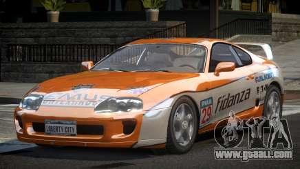 Toyota Supra GST Drift S6 for GTA 4