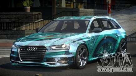 Audi B9 RS4 S3 for GTA 4