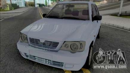 Saipa 111 SE for GTA San Andreas