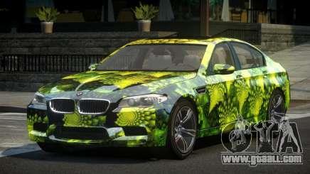 BMW M5 F10 US L3 for GTA 4