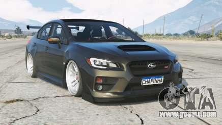 Subaru WRX STI 2015〡add-on for GTA 5