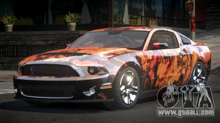 Shelby GT500 SP-U S2 for GTA 4