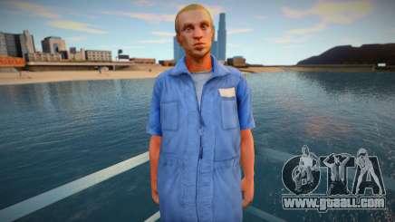 Improved Dwayne for GTA San Andreas
