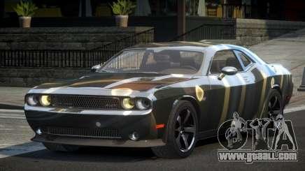 Dodge Challenger 392 PSI-R S5 for GTA 4